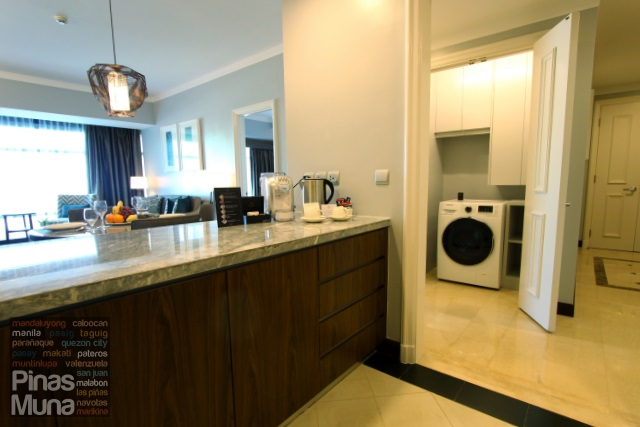 Ascott makati unveils its newly renovated suites the suite also has a laundry area and a fully equipped kitchen unique features that you can only enjoy in a serviced residence solutioingenieria Image collections