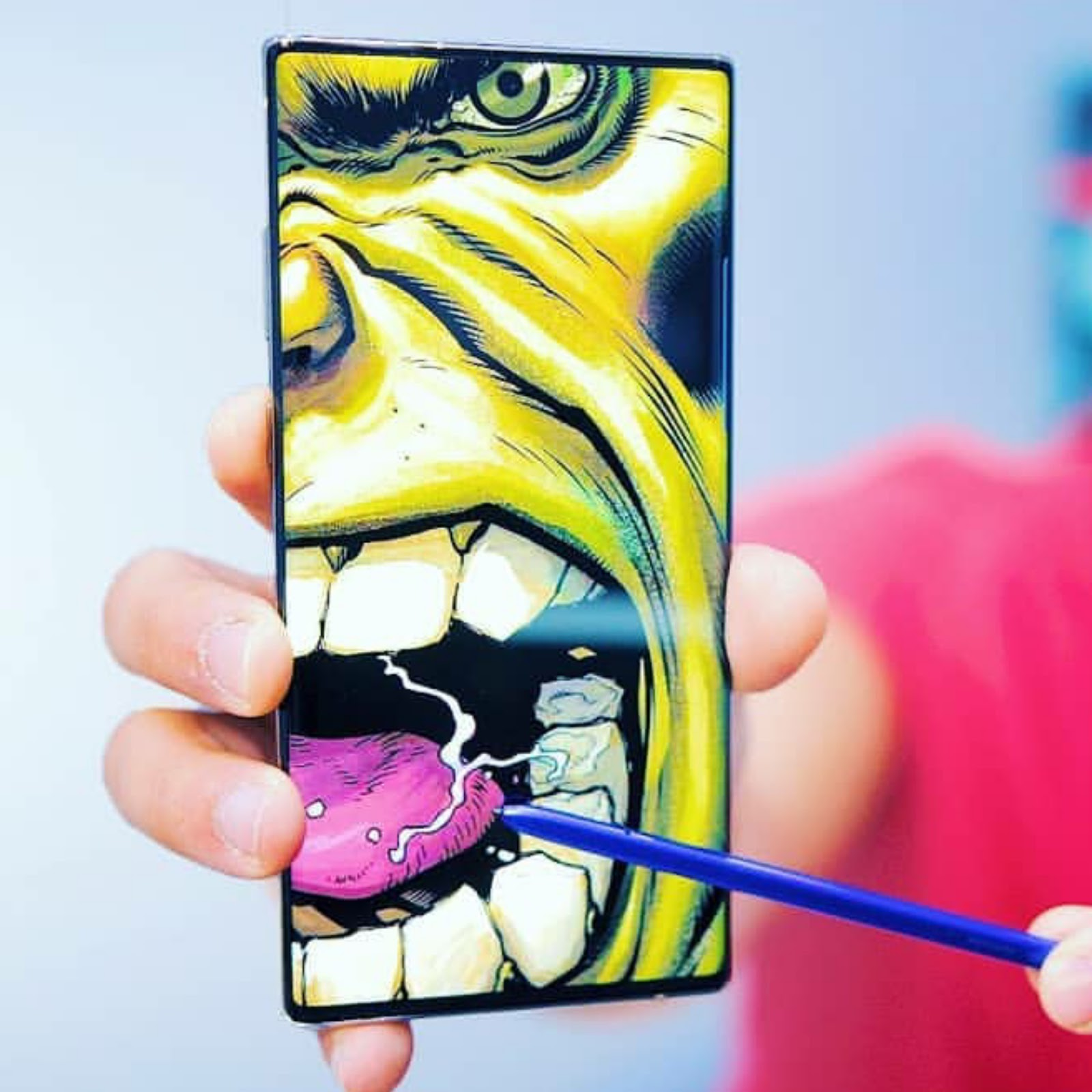 Hulk Genius Wallpaper Galaxy Note 10 Moudreview
