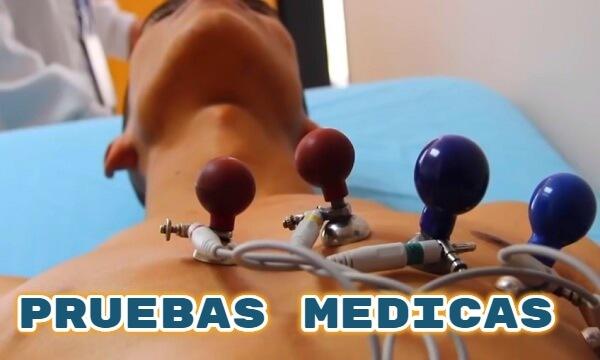 Consiste en la revisión física total o parcial de todo tu cuerpo para determinar en que condición de salud te encuentras