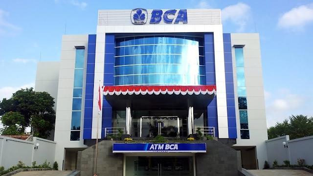 Lowongan Kerja PT Bank Central Asia Tbk Penempatan Tangerang