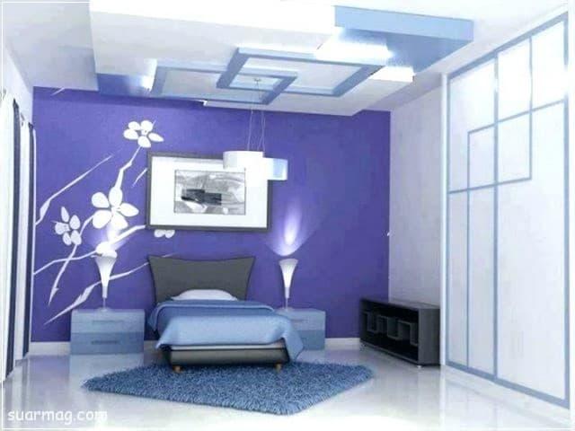 جبس بورد - جبس بورد غرف نوم 1   Gypsum Board - Bedroom Gypsum Board 1