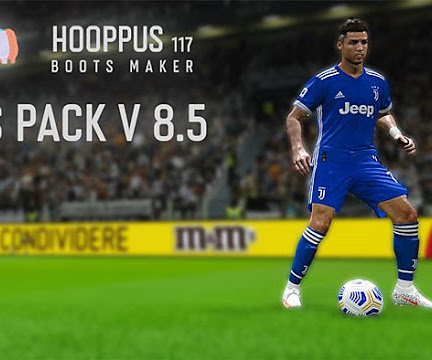 PES 2020 New Bootpack & Gloves V8.5 AIO