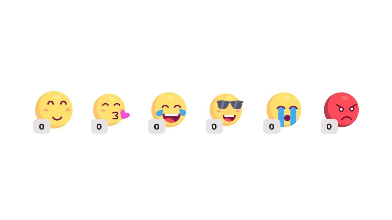 Cara Mengganti Reaksi ShareThis dengan Reaksi Facebook atau Icon Sendiri