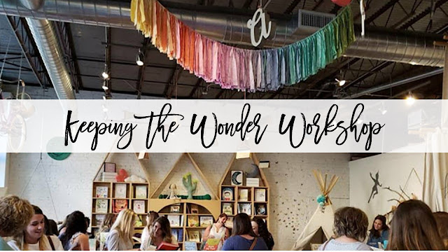 Keeping the Wonder Workshop