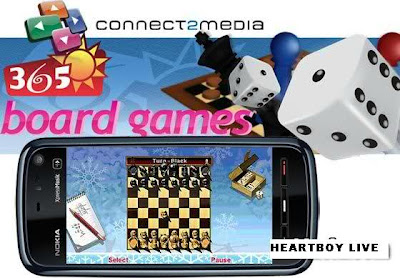 365 Board Games 2 10 em 1 240x320