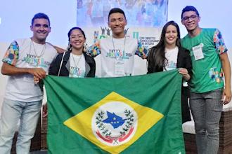 Jovens da OSC Ceacri de Itapiúna participam do 4º encontro do Rejudes em Brasília