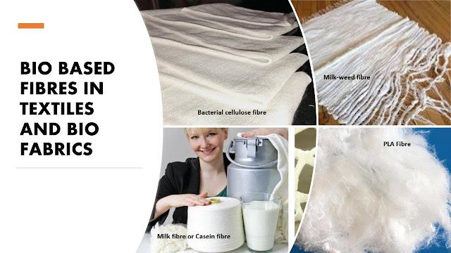 Bio based fibres in textiles