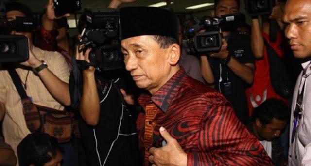 Mantan Bupati Bangkalan Fuad Amin Meninggal Dunia