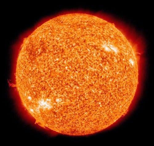 bintang berjenis sama menyerupai Matahari kita yang kini Fluorine Dalam Pasta Gigi Ternyata Terbentuk Di Bintang