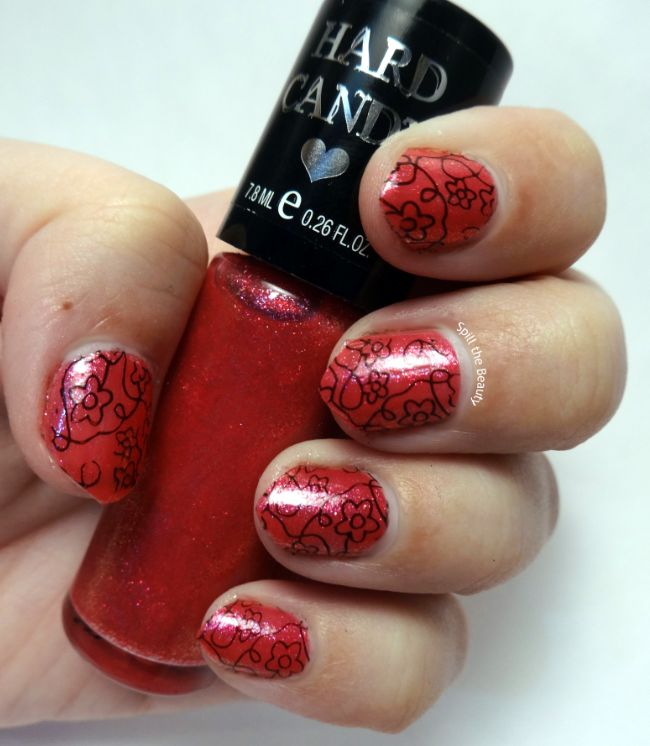 #ManiMonday:  Valentine's Day