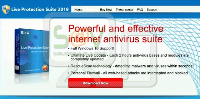 Live Protection Suite 2019 (Falso optimizador)