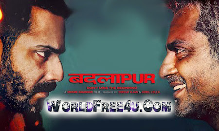 Cover Of Badlapur (2015) Hindi Movie Mp3 Songs Free Download Listen Online At worldfree4u.com