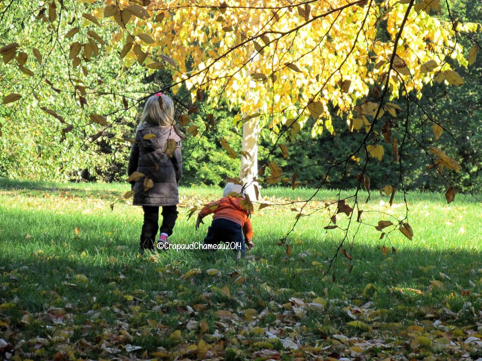 Le Crapaud et Le Chameau au Jardin botanique de Montréal