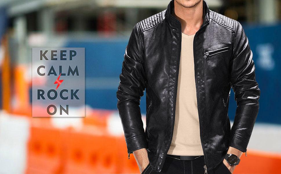 Fairylinks Leather Jacket