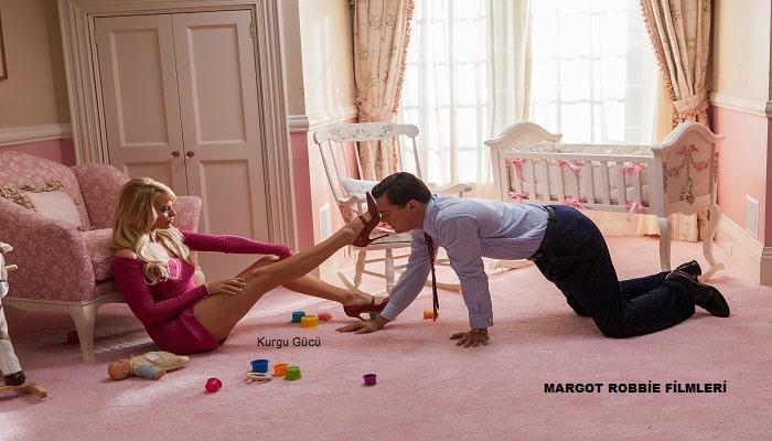 Margot Robbie Filmleri - Para Avcısı - The Wolf of Wall Street - Kurgu Gücü