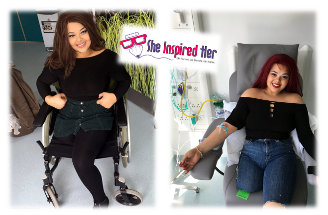 #BeInspired #Charity: Felicia Cantone: Rising Above the Adversity of Ewing Sarcoma