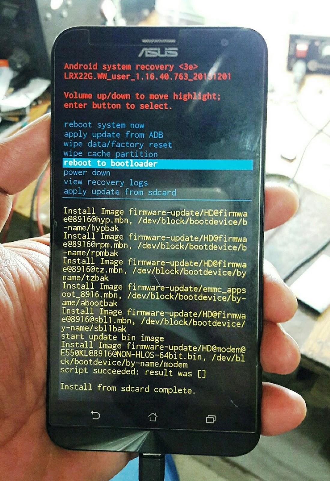 Flash Asus Zoord : flash, zoord, Zenfone, Z00LD, Firmware, Download