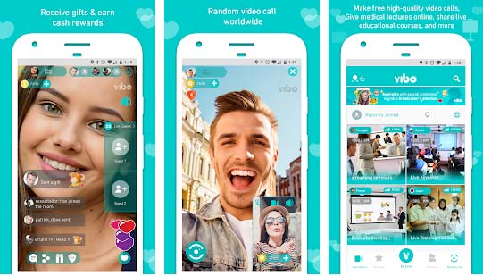 Vibo Live MOD APK Free Private Show & Unlimited Diamond