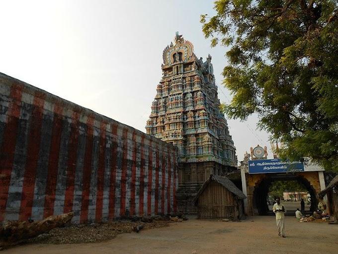 Adi Jagannatha Perumal Temple Thirupullani Ramanathapuram - History, Timings, Festivals & Address!