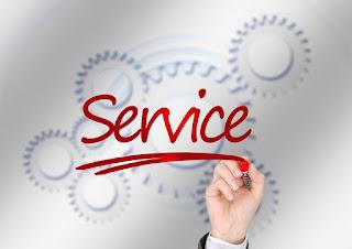 Libres para servir, servicio,