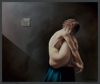 Новая картина Eduardo Urbano Merino - La incertidumbre