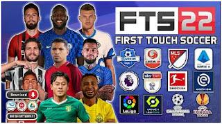Download FTS 22 Best Graphics HD Full Eropa & BRI Liga 1 Indonesia New Update Transfer Kits 2021/22
