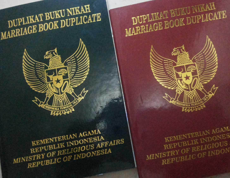 Gratis Penerbitan Duplikat Buku Nikah Ini Langkahnya Tentang