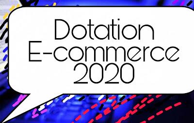 Nouveautés 2020: dotation E-commerce et dotation touristique au Maroc