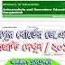 JSC result of Dinajpur Board published 2019 (Online and SMS System)_http://result.dinajpurboard.gov.bd