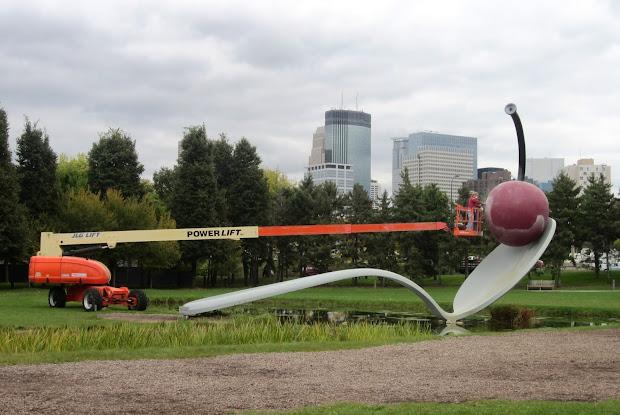Souvenir Chronicles Minneapolis Sculpture Garden