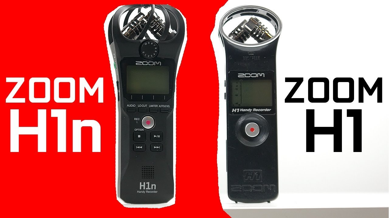 Is the Zoom H1n Better than the H1?