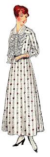 fashion women vintage dress image download