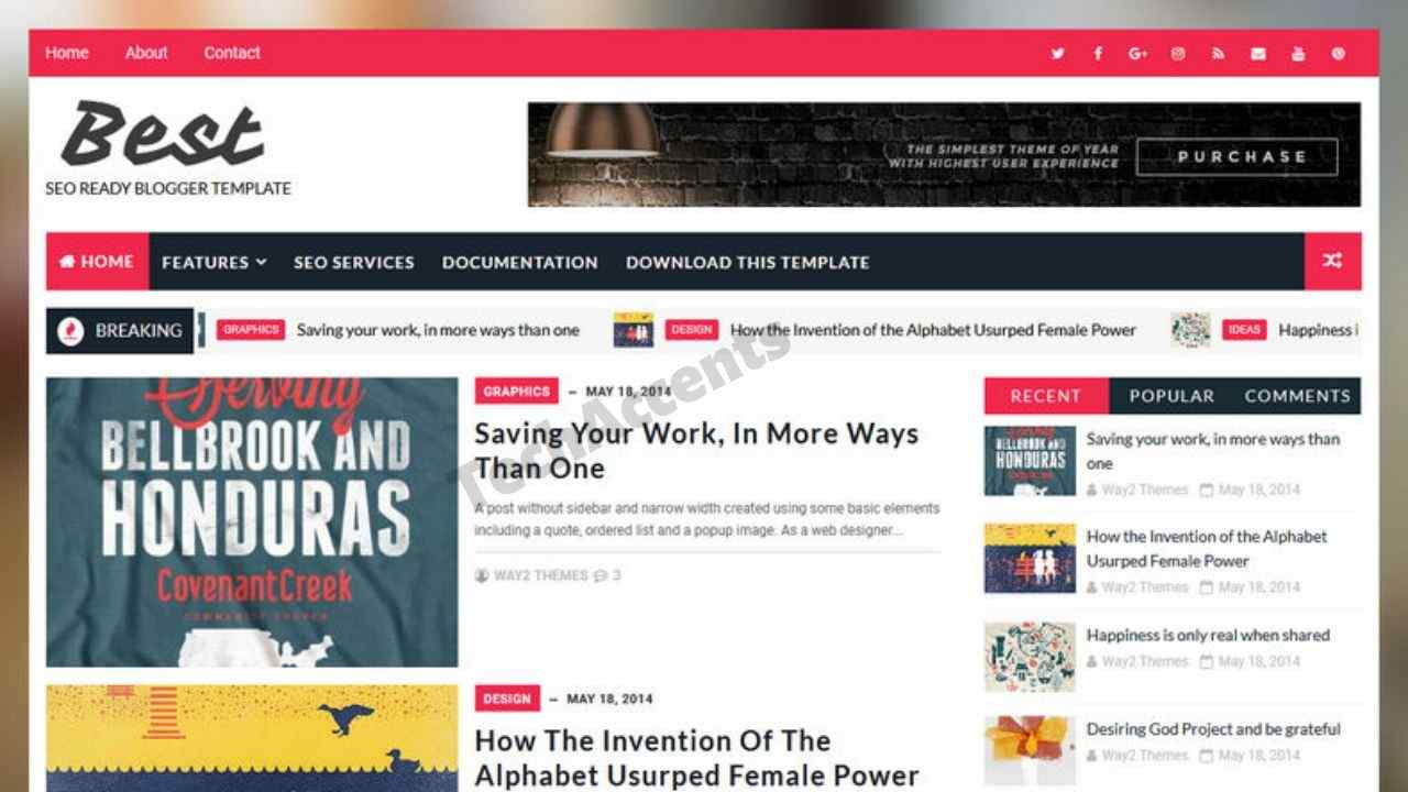 5%2BBest%2BSEO%2BFriendly%2BTemplate%2Bfor%2BBlogger%2B2019