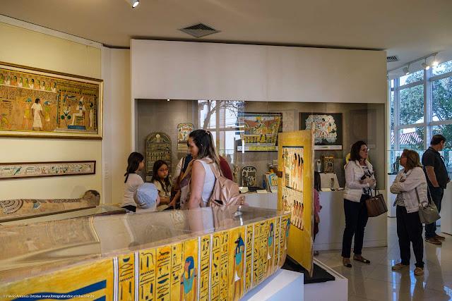 Museu Egípcio e Rosacruz