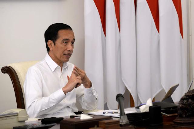 Presiden Jokowi Tegas Belum Ada Kebijakan Pelonggaran PSBB