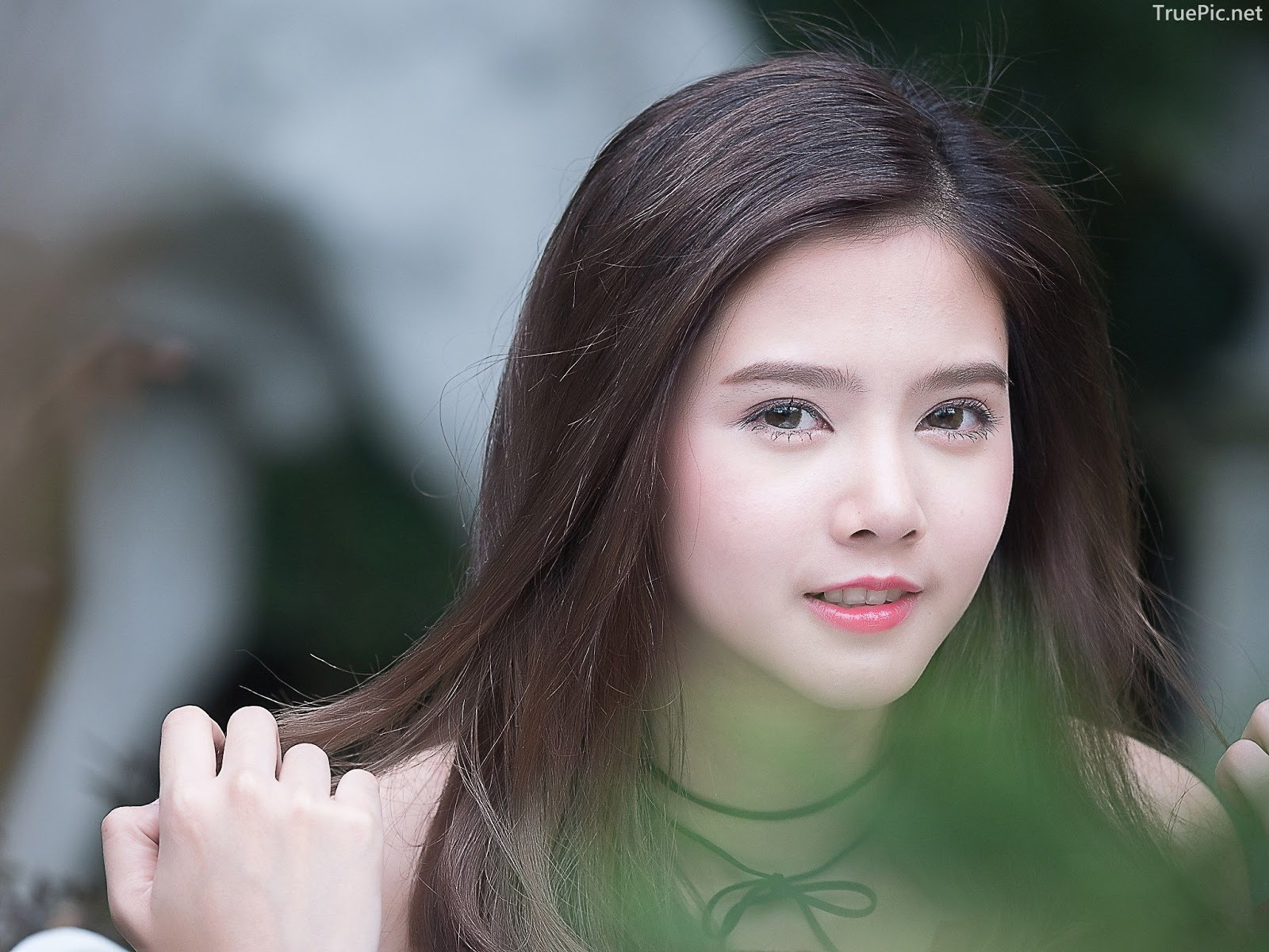 Thailand pretty girl Aintoaon Nantawong – The most beautiful flower in the garden - Picture 2