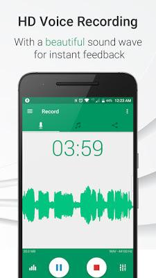 تحميل تطبيق Parrot – Voice Recorder