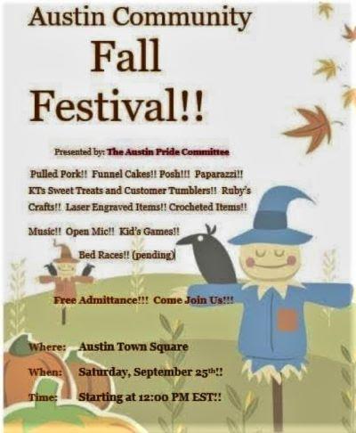 9-25 Austin Community Fall Festival