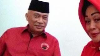 Lagi! Kader PDIP Ditangkap KPK, Kali ini Bupati Banggai Laut Wenny Bukamo