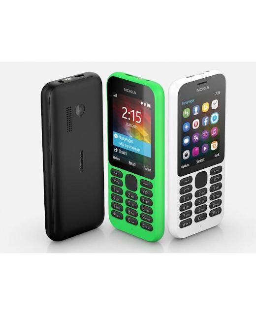 Nokia 215 new