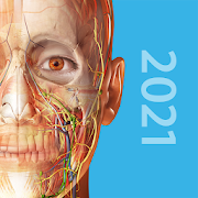 Human Anatomy Atlas 2021 Mod apk download