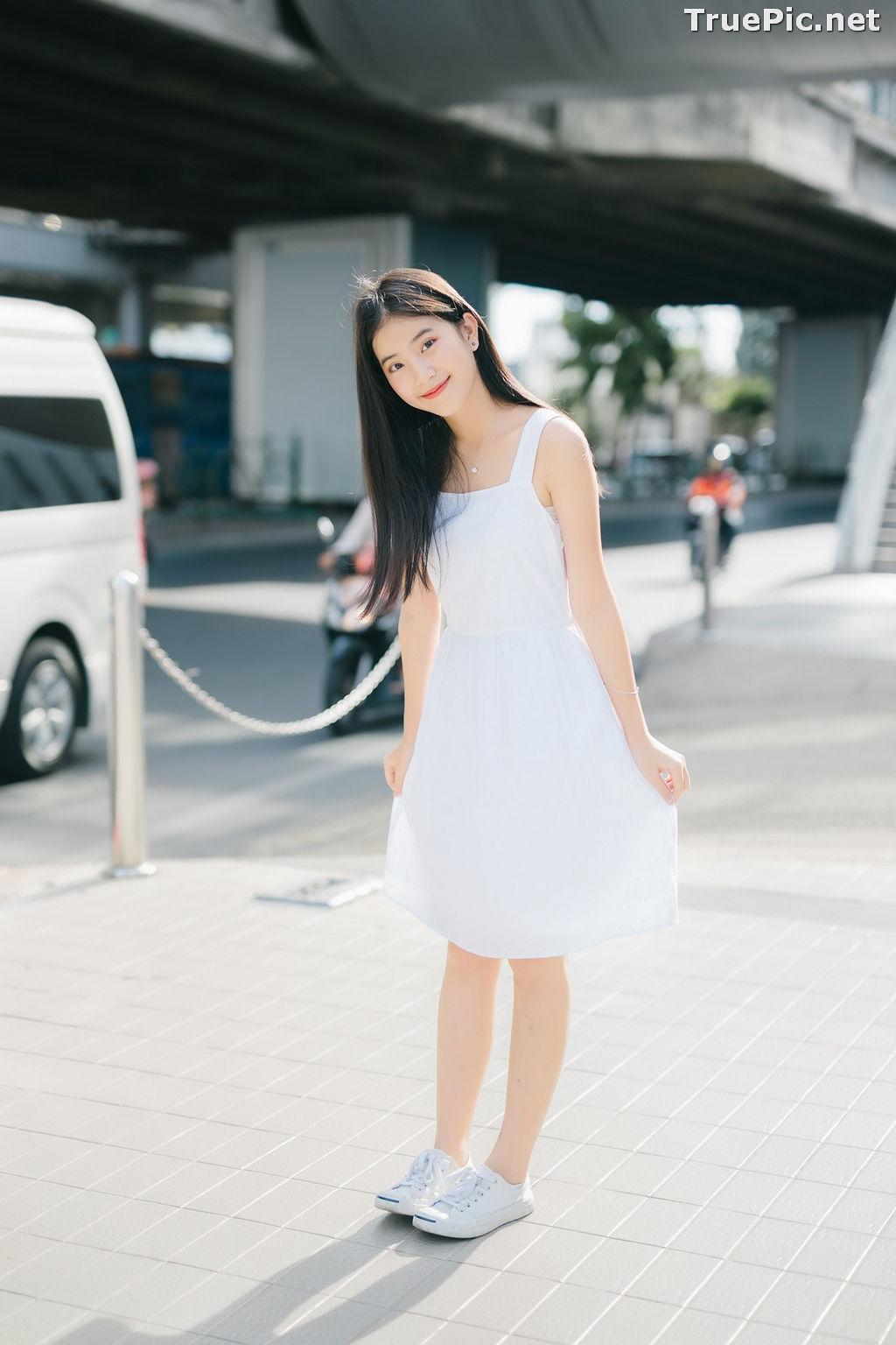 Image Thailand Model - Venita Loywattanakul - A Beautiful White - TruePic.net - Picture-10