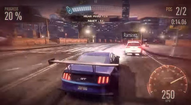 Juegos de autos Need for Speed: No Limits