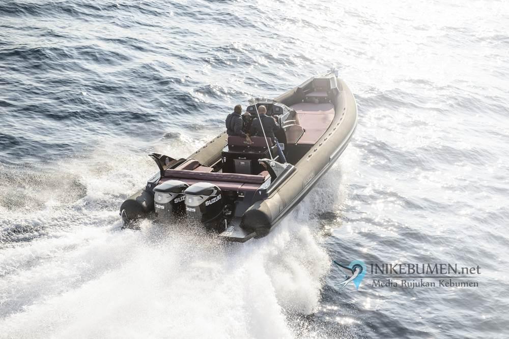 Suzuki Marine Tawarkan Promo Beli Big Engine Series Berhadiah Motor Bandit 150