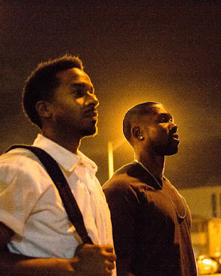 Andre Holland and Trevante Rhodes in Moonlight (3)