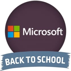 Back to School Sale at Microsoft Store: Save Up to $800 off with Free Shipping