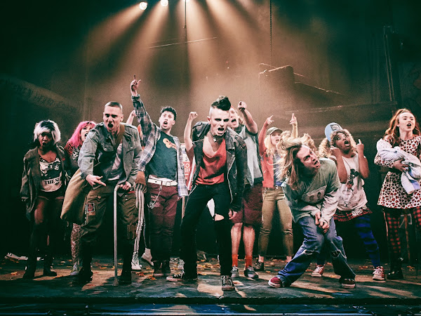 American Idiot (UK Tour), New Wimbledon Theatre | Review