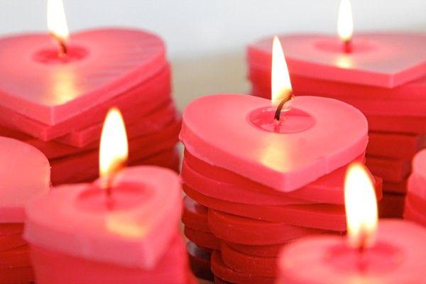 Cách làm nến thơm tình yêu lãng mạn cho đêm Valentine