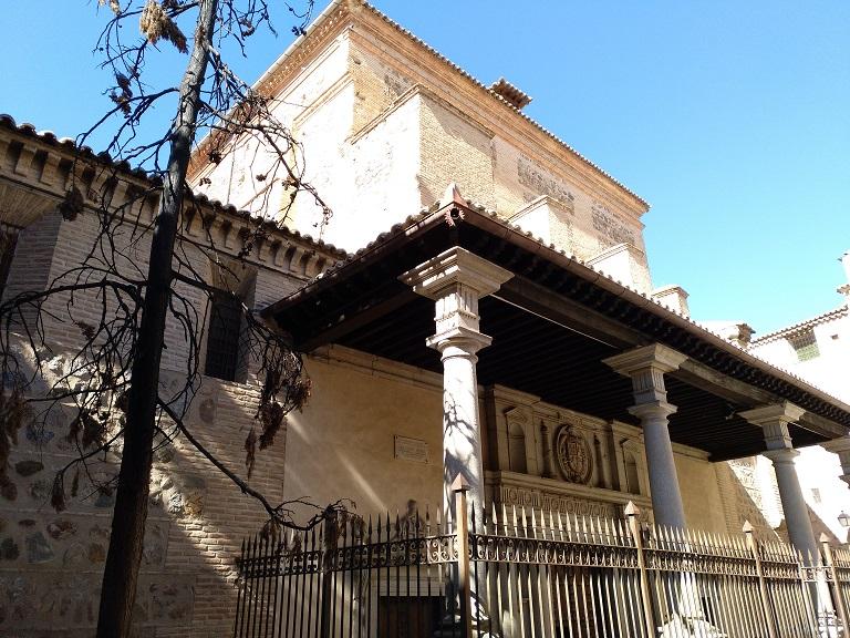 Convento Santo Domingo el Real en Toledo