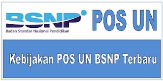 Pos UN Tahun 2018 Terbaru Untuk SMP/MTs SMA/SMK/MA